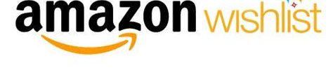 giving - shop our amazon wish list - amazon logo