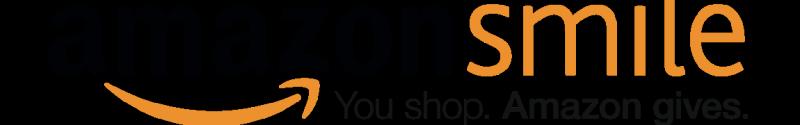 giving - shop our amazon wish list - amazon smile logo