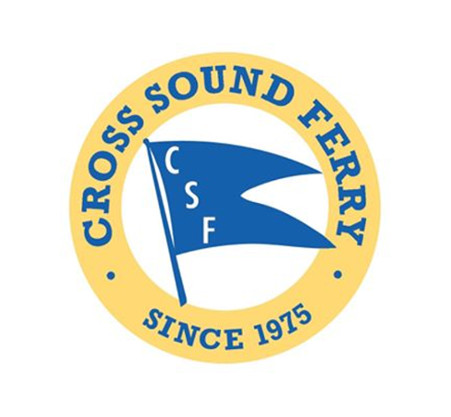Logo Cross Sound Ferry