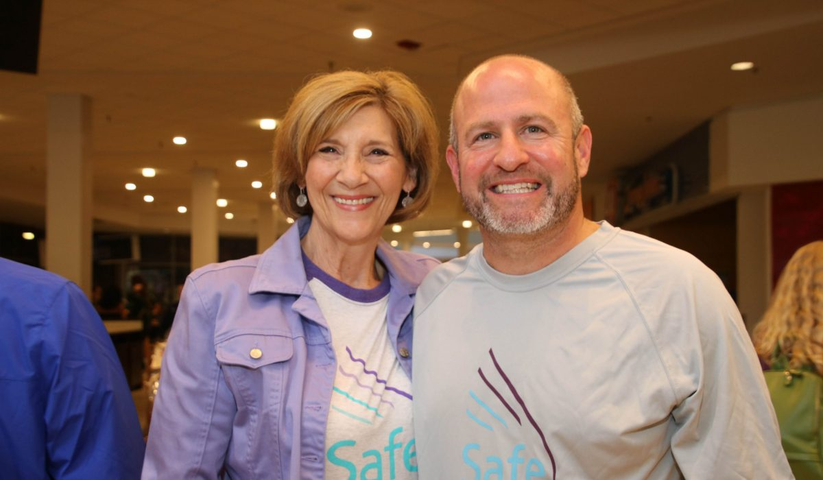 event - 2019 Safe Walk Kathie and Mike