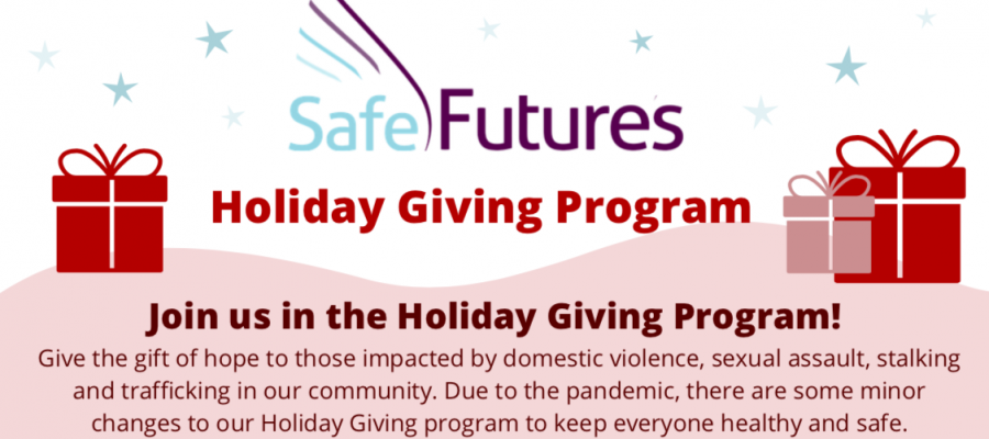 Holiday Giving Safe Futures 2020